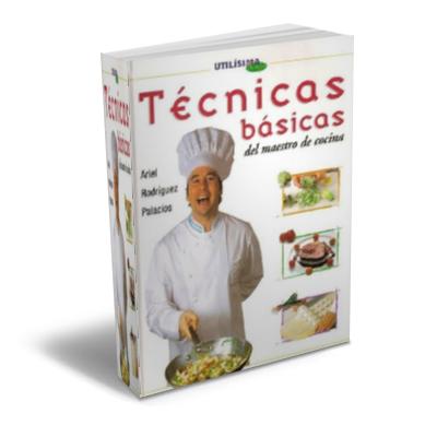 buenabiblioteca t cnicas b sica del maestro de cocina