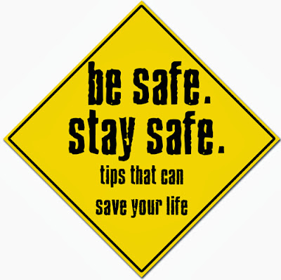 Be Alert, Be Smart : Tips to stay safe in my city image