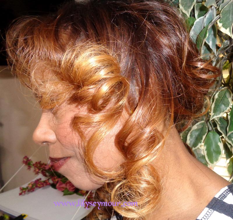 Lookbook ~ Hair Porn Using Crystal Clips