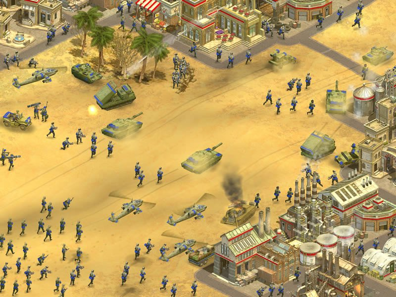 Pictures of Rise of Nations: