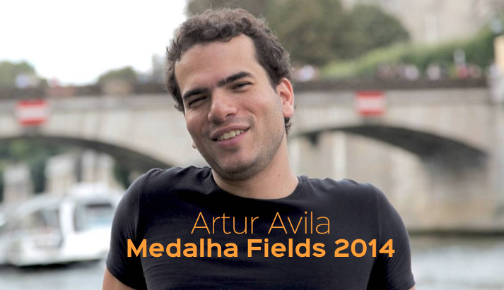 """Brasileiro é premiado com Medalha Fields 2014. O """"Nobel"""" da Matemática"""