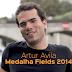 """Brasileiro é premiado com a Medalha Fields 2014. O """"Nobel"""" da Matemática"""