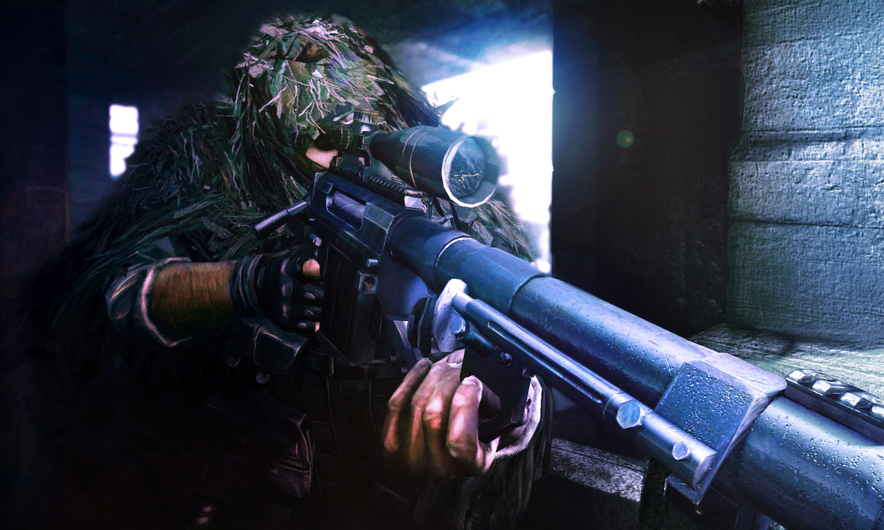 Download Games Sniper Ghost Warrior For Free