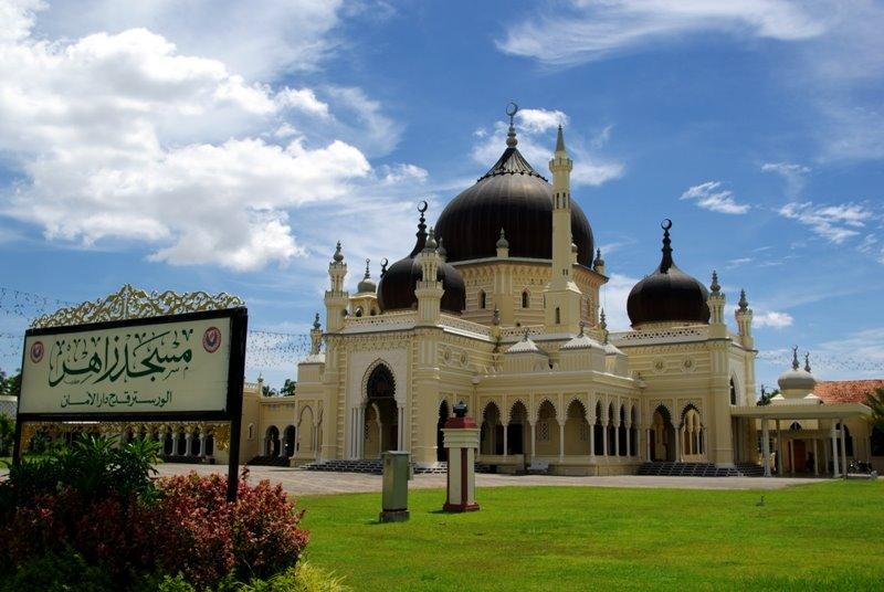 Alor Setar Malaysia  City pictures : Masjid Zahir Alor Setar, Kedah, Malaysia