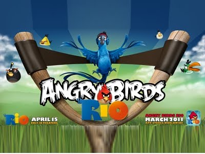 Angry Birds in Rio