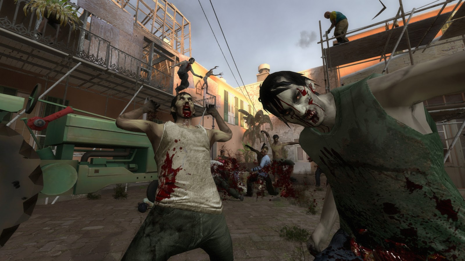Left 4 Dead 2 pc game free download