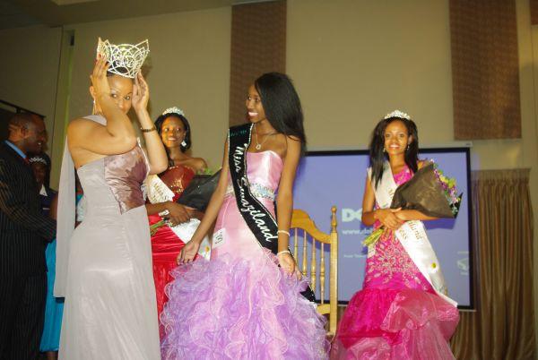 Miss Swaziland 2011