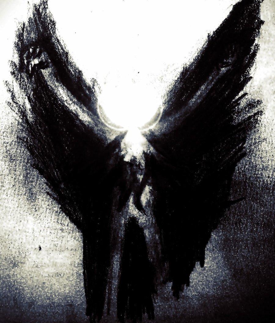 Une nouvelle qui (n')a sa place ici et/ou ailleurs - Page 7 Dark_angel_rising_by_neilandrewpike-d4sy57f