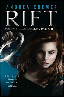 Rift by Andrea Cremer Review
