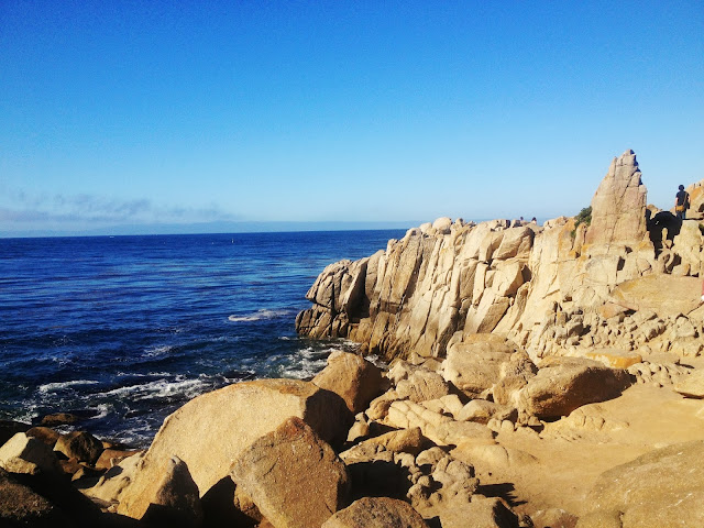 Lovers Point in Monterey on Semi-Charmed Kind of Life