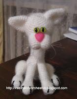 Пряжа для вязания игрушек амигуруми. Пряжа YarnArt Angora RAM