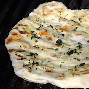 Garlic Flatbread