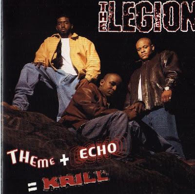 The Legion – Theme + Echo = Krill (CD) (1994) (FLAC + 320 kbps)