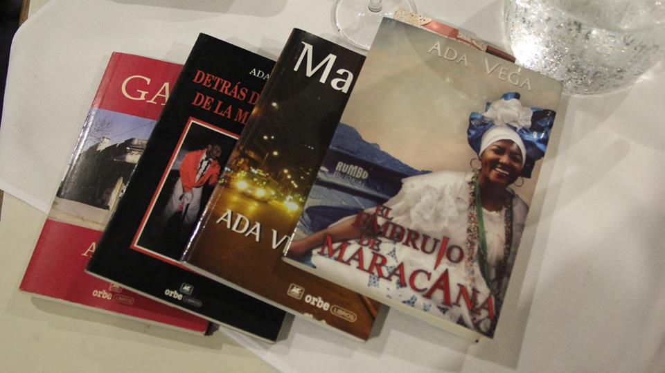 Libros editados.