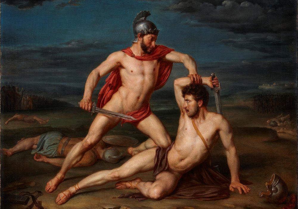greek mythology newspaper headlines