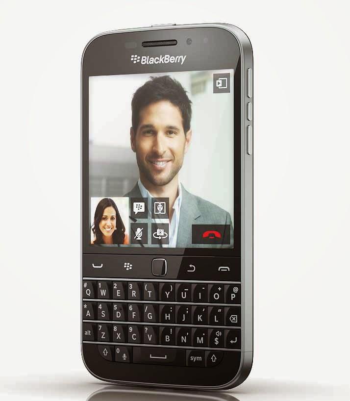 Harga Blackberry Classic Terbaru 2015