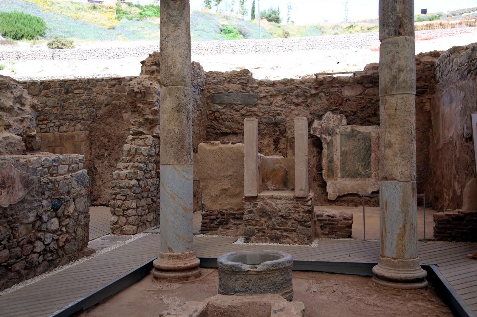 ruinas romanas cartagena
