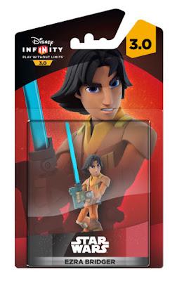 TOYS : JUGUETES - DISNEY Infinity 3.0  Star Wars Rebels - Ezra Bridger  Figura - Muñeco - Videojuego  Producto Oficial | A partir de 6 años | Comprar en Amazon