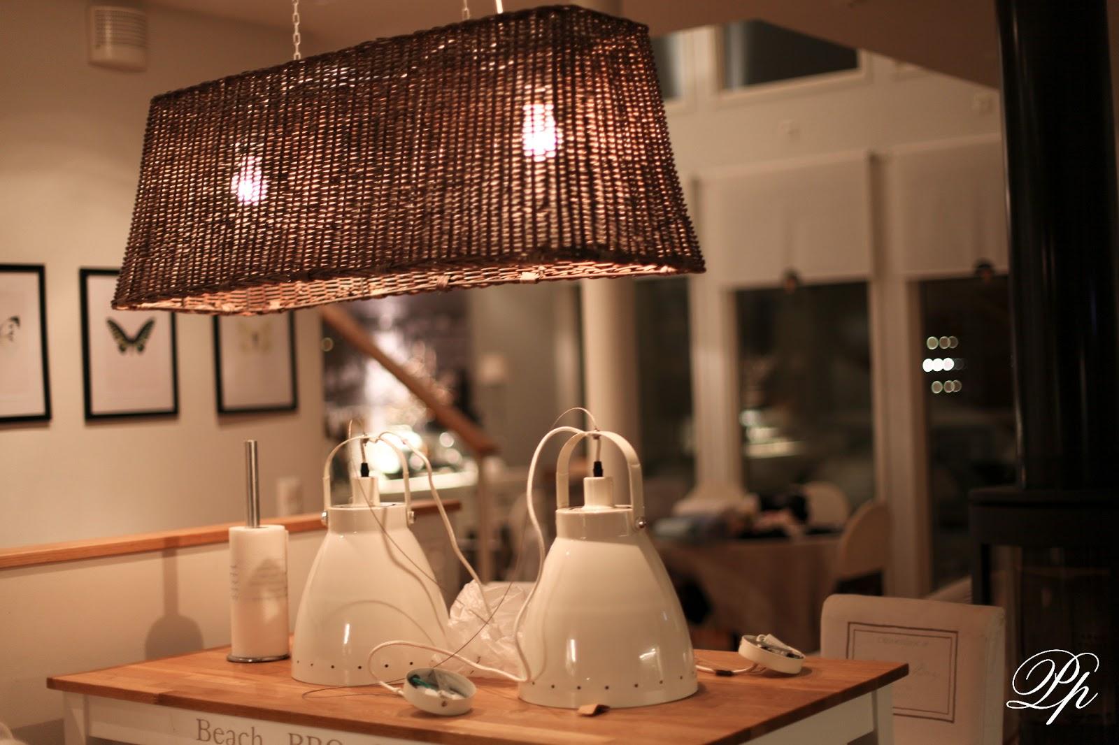 Pinglans pärlor: nya lampor