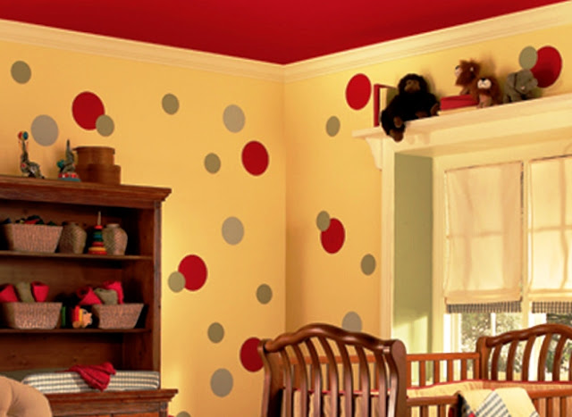 paint color ideas for boy nursery
