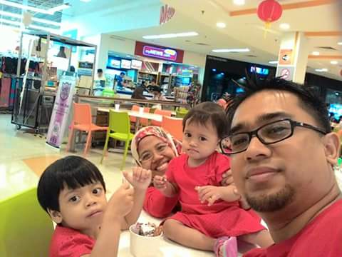 31 January 2016 #familypotrait