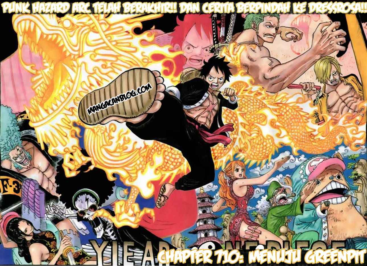 Komik one piece 710 711 Indonesia one piece 710 Terbaru |Baca Manga Komik Indonesia|Mangacan