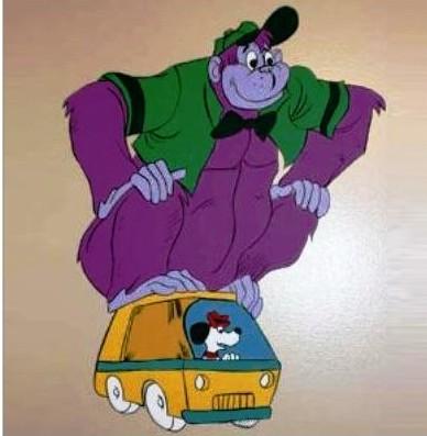 The Grape Ape 4