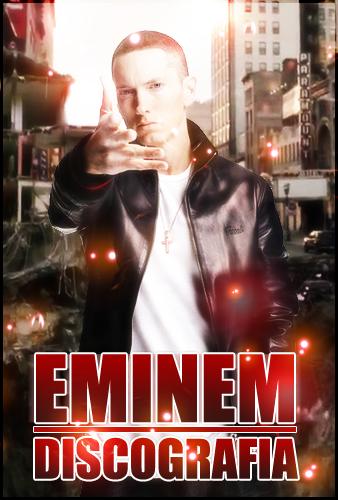 Baixar CD capa+copy Discografia Eminem