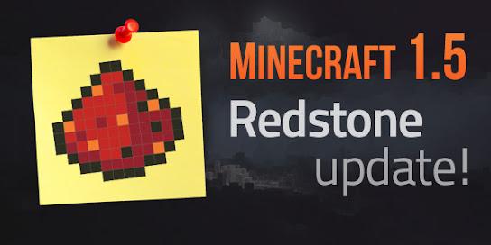 Minecraft Redstone Güncellemesi