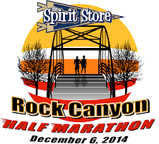 My Next Adventure: Rock Canyon Half Marathon