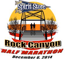 My Next Adventure: Rock Canyon Half Marathon