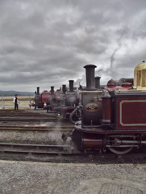 Ffestiniog Railway 150th Anniversary - 1863 and all that