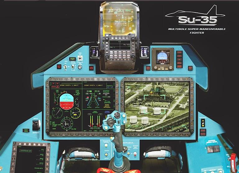 Sukhoi Su-35S Flanker-E