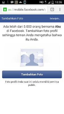 bagaimana membuat facebook