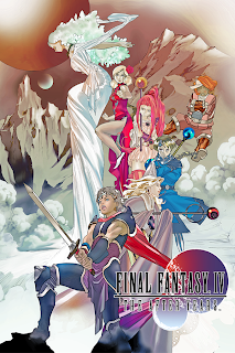 FINAL FANTASY IV: AFTER YEARS Android Game Download,