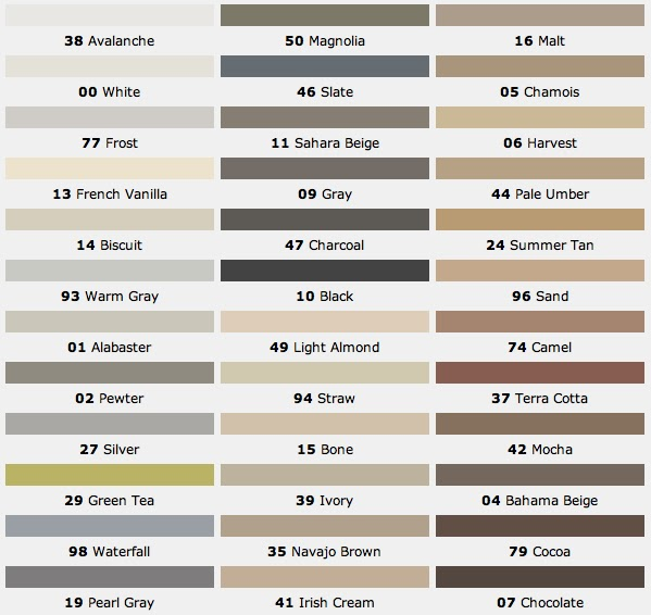 1000 images about available materials on pinterest for Best grout color for travertine tile