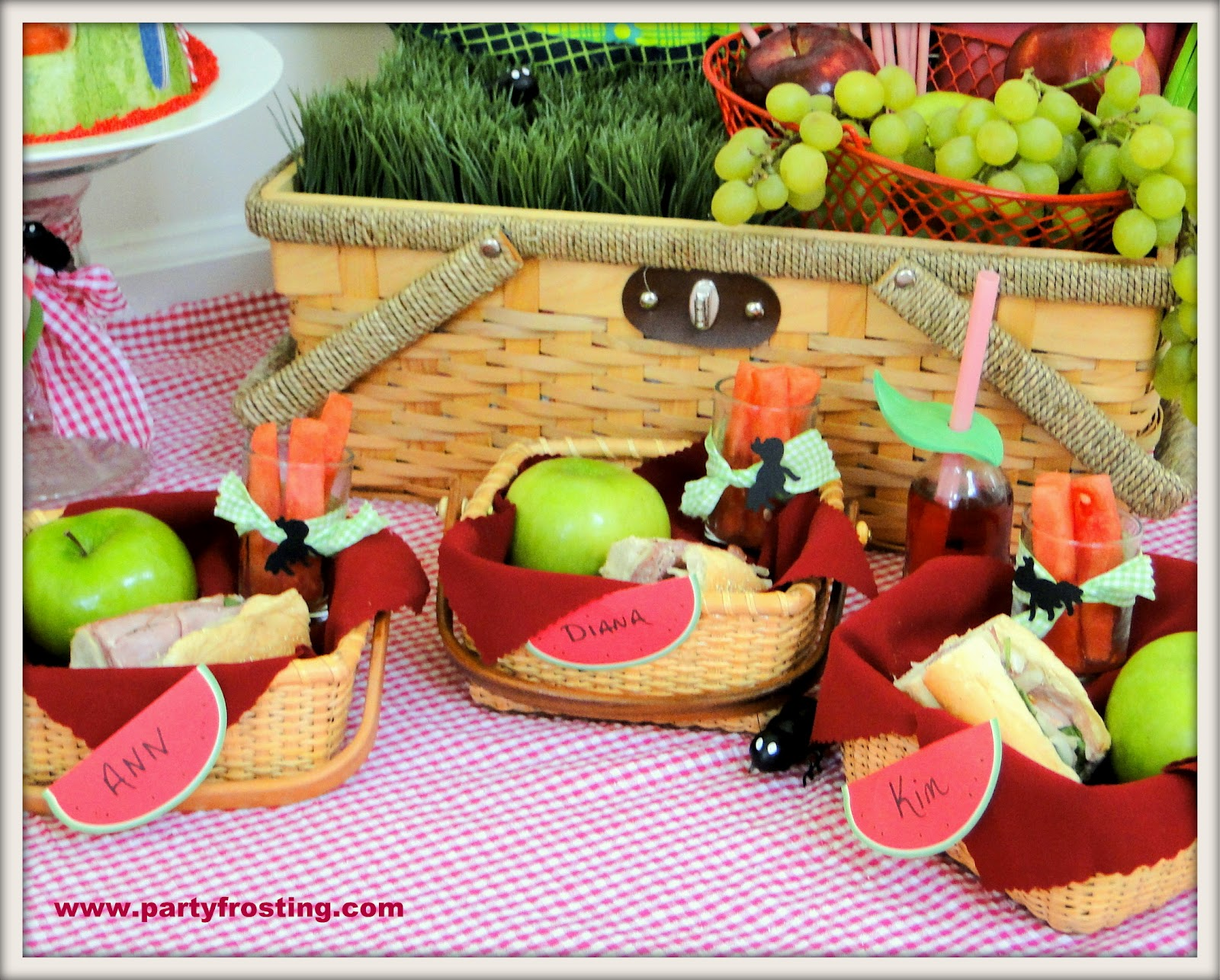 picnic food ideas.co.za