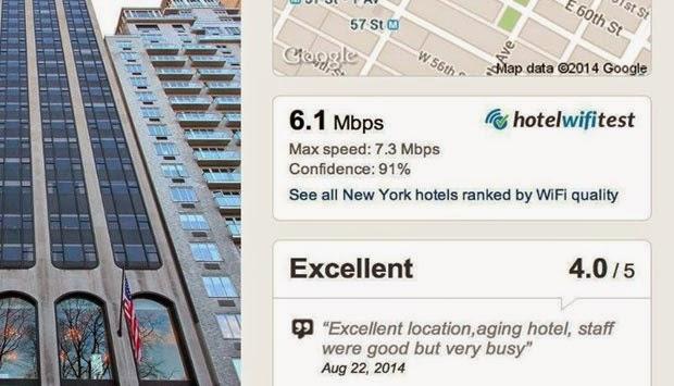 Cara Mengecek Kecepatan Wi-Fi Hotel di Situs Web