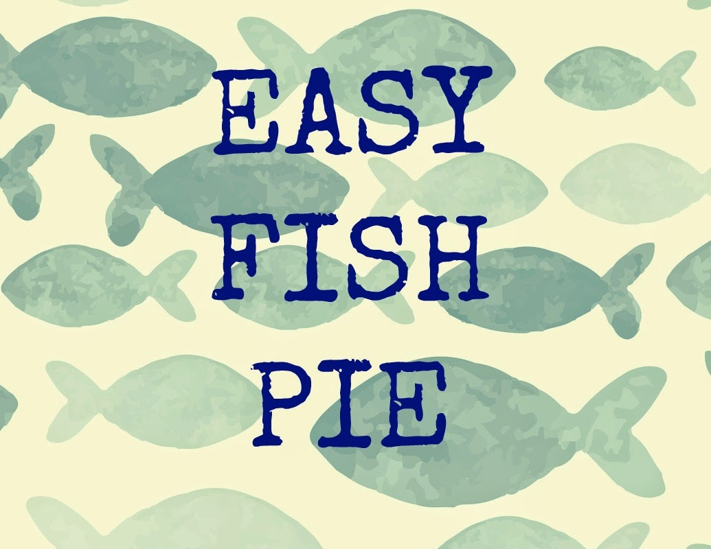 Entertaining elliot easy fish pie weight watchers friendly for Weight watchers points fish