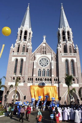 >100th founding anniversary of St. Mary's Cathedral
