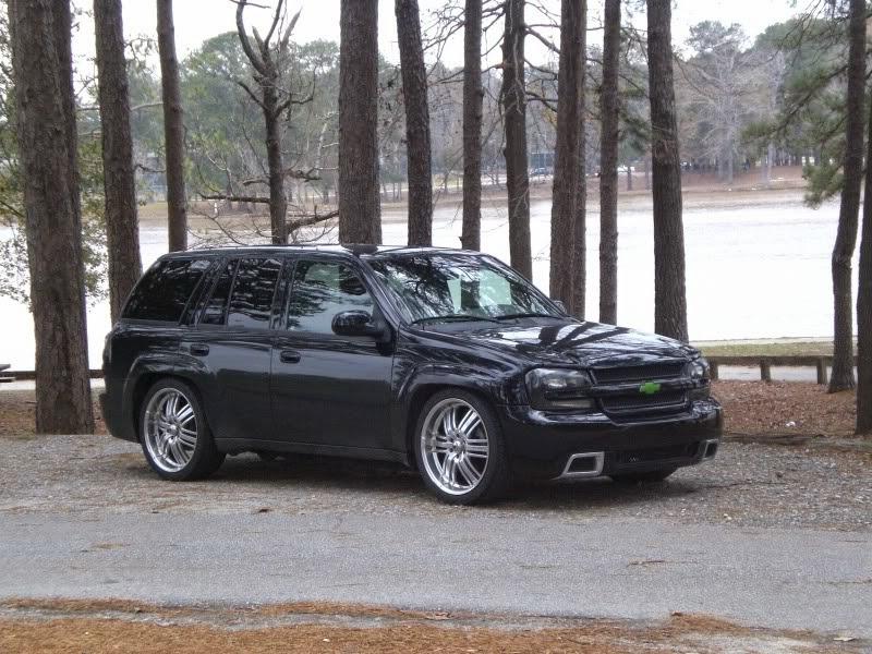 Modifikasi Mobil Chevrolet Trailblazer Terbaru