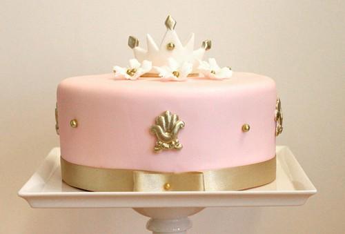 11bolo decorado coroa de princesa