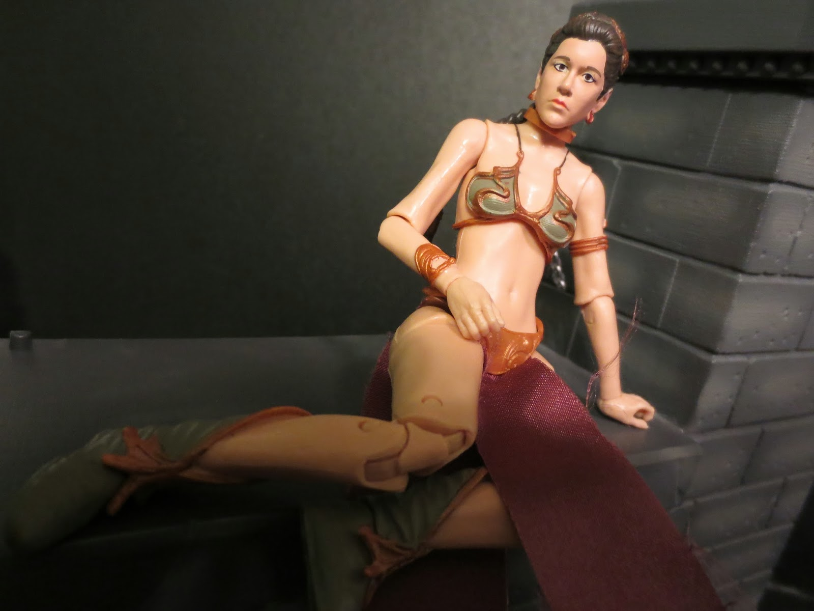 Princess leia nude sex photos