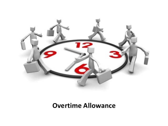 reason and overtime allowance rates Overtime wages under factories act, 1948  if for some special reason it becomes necessary to make  overtime allowance has to be paid on daily or.