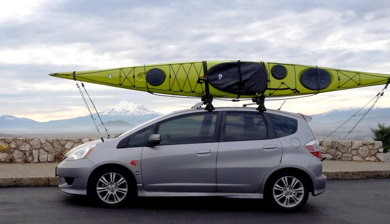 Norcal Yak Spring Kayak Tip 3 Tie Me Up Tie Me Down