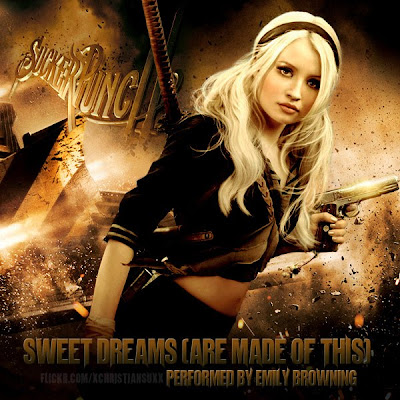 Emily Browning - Sweet Dreams (Are Made Of This) Lyrics