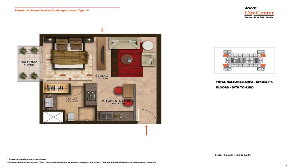 Wave Edenia Floor Plans 9