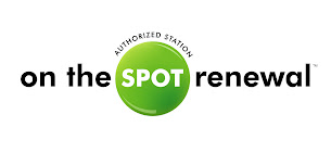 On The Spot Renewal Available!