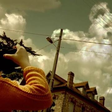 Amelie från Montmartre. En helt underbar film som jag varmt kan rekommendera