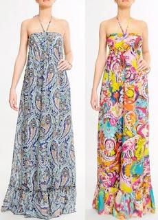 fotos de modelos e imagens de vestidos da marca mango